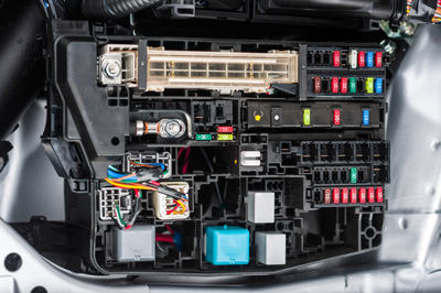 cars electrical system